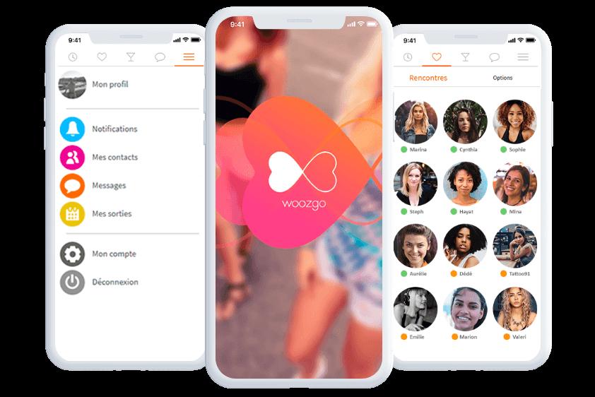 Woozgo product interface